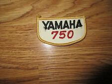 Vintage YAMAHA 750 Patch