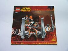 LEGO® Bauanleitung / Instruction Nr. 7257