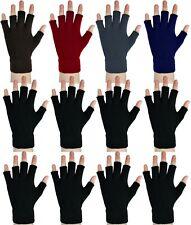 Debra Weitzner Knit Touchscreen Magic Winter Gloves Mens Womens 12 Pairs