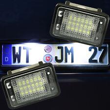 LED Kennzeichenbeleuchtung Mercedes GLK Klasse X204 StVO Zulassung 7208