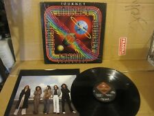 """Journey Departure lp 1980 CBS Columbia """"For Promotion Only Stamp"""" FC-36339"""