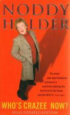 SIGNED Noddy Holder: Who's Crazee Now? Autobiography(Book)Noddy Holder-New