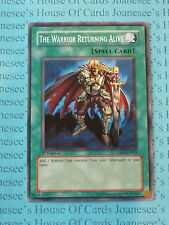 The Warrior Returning Alive 5DS1-EN023 Common 3 x Yu-Gi-Oh Card 1st English Mint