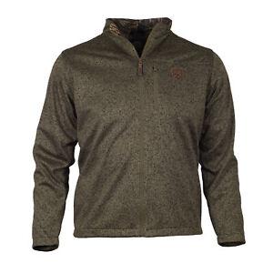 Mossy Oak Gamekeeper Chill Cutter Full Zip Fleece Jacket