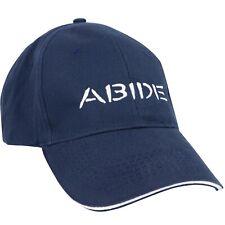 Abide baseball hat Jesus Faith Humility
