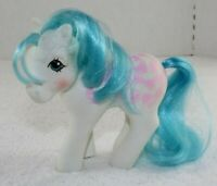 Vintage Hasbro My Little Pony G1 Fifi Twice as Fancy Perm Shop Hong Kong (1987)