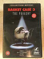Annie Ross HBASKET CASE 3 - PROGENY ~ 1992 Frank Henenlotter Horror UK DVD