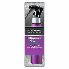 6 X John Frieda Frizz Ease Go Curlier  thermal Activated Spray For Curly Hair
