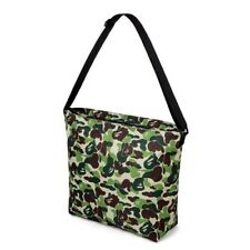 A Bathing Ape Bape Shoulder Bag Camo Handbag Crossbody Travel Bag Messenger Bag
