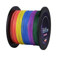 300M/500M 8 Strands Braided Fishing Line Super Strong Multifilament PE Line