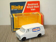 Bedford Birds Eye van Dinky Toys Code 2 John Gay in Box *15915