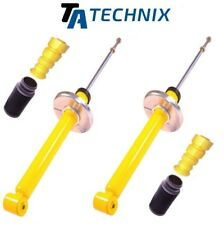 2 Performance Shock Absorbers Rear Ta-Technix + Dust Cover & Limiter > VW Golf 2