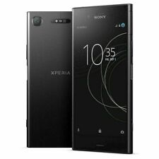 Sony Xperia XZ1 G8341 64GB 4G LTE Factory Unlocked GSM Smartphone Android Black