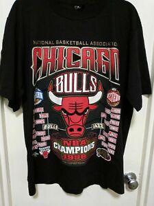 Chicago Bulls Retro 1998 NBA Champi0ns Shirt Funny Black Vintage Gift Men Women