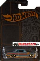 2019 Hot Wheels 51st Anniversary Satin & Chrome '63 Chevy II