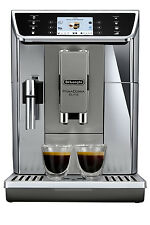 NEW Delonghi Primadonna Elite automatic coffee machine silver ECAM65055MS