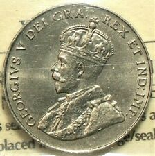 1927 Canada 5 Cents ICCS MS64 #11278