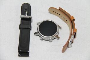 Motorola Moto 360 3rd Gen Stainless Steel Smartwatch -43mm- M360FS19 -- Gray --