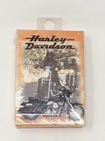 NEW/SEALED Harley-Davidson Playing Cards Deck Copyright 1998