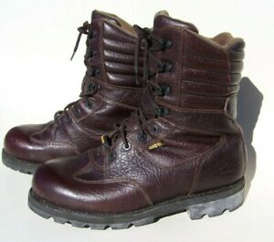 Browning Brand Gore-tex BR 90412 Men's 11.5M Waterproof Insulated Leather Boots
