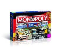 Monopoly DDR Brettspiel Gesellschaftsspiel (B-Ware / Verpackung beschädigt)