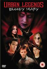 URBAN LEGENDS PART 3 BLOODY MARY DVD Original Movie UK Film Release Brand NEW R2