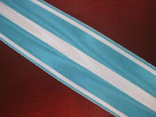 Coupe de Ruban pour la Médaille Coloniale et d'Outremer