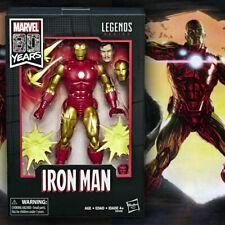 Marvel Legends Iron Man 80th Anniversary