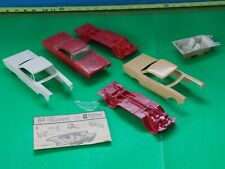 "vintage*Amt*1/25 64-65 Merc Comet body ""Craftsman"" parts lot junkyard Resin"
