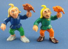 Bully - 2x Moritz - Form- und Farb-Variante - Serie: Max & Moritz - Figuren