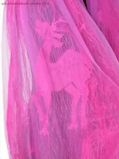 gift for her reindeer ladies fashion scarves sheer scarf ML2