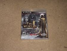 Two Worlds II 2 PS3 * NEW SEALED  *