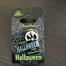 Disney Haunted Mansion Hitchhiking Ghosts Happy Halloween Pin
