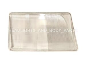Right headlight glass fits for Mercedes-Benz W124 1985-1995(1993-1995)