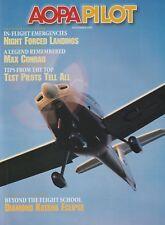 AOPA Pilot (Nov 1999) (Diamond Katana Eclipse, Max Conrad, Piper Navajo PA-31)