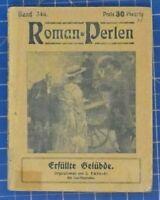 Roman Perlen Band 344 Erfüllte Gelübde mit Text Illustration  B21857