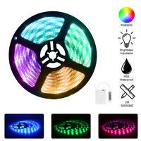 Lampada da cucina con illuminazione a batteria LED RGB 2 m striscia LD2125
