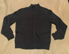 Mens Timberland Jumper Size Medium 100% Cotton, Blue. Plenty Life In It.
