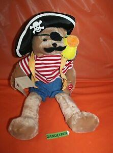 Chantilly Lane Duets Musical Cap'n Sally & Pepper Pirate Bear