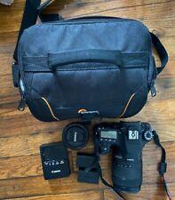 Canon EOS 80D 24.2MP Digital SLR Camera Kit - Black (1263C005)