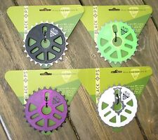 Chainring Sprockets 25T Black Ops Micro Bicycle Chainwheel Sprocket Chainring