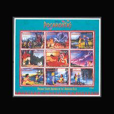 Guyana, Sc #2986, MNH, 1995, Disney, Pocahontas, S/S, FFID-9