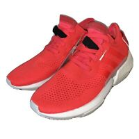 adidas POD-S3.1 BOOST Shoes Sneakers Red Men's Size 7.5 D CG7126 *FREE SHIPPING*