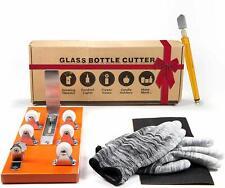 Craft Bottle Cutter & Glass Cutter Bundle - DIY Machine for Cutting Bottles