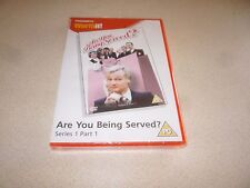ARE YOU BEING SERVED SERIES 1 PART 1 : DVD BRAND NEW AND SEALED