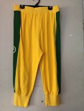 Zumba.  Italy Eclipse Capri Pants. Mpv Gold.  XL