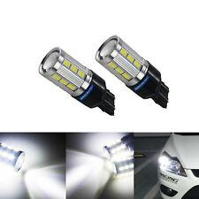 2x W21W T20 W21/5W LED Ampoules 21 SMD Feux de Jour Recul DRL Blanc Xenon 6000k