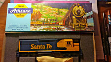 HO scale Athearn Santa Fe 4631  GP50 Locomotive New Old Stock no 3814