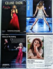 Celine Dion Las Vegas Clippings