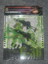 "Dragon Models Limited DR-71091 G-36 Kommando Set BRAND NEW 1/6 Scale 12"" #71091"